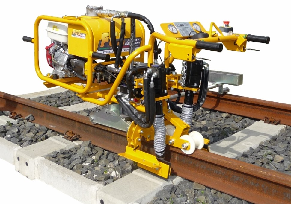 Vossloh E-Clip Machine (GAS)